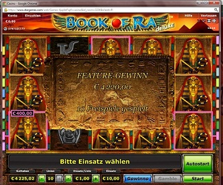 online casino winner book of ra gewinn